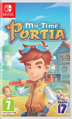Einfach und sicher online bestellen: My Time at Portia in Österreich kaufen.