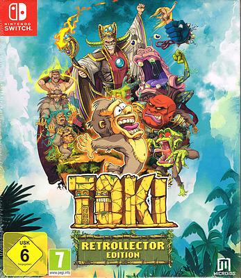 Einfach und sicher online bestellen: Toki Retrollector Edition in Österreich kaufen.