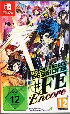 Einfach und sicher online bestellen: Tokyo Mirage Session #FE Encore (AT-PEGI) in Österreich kaufen.
