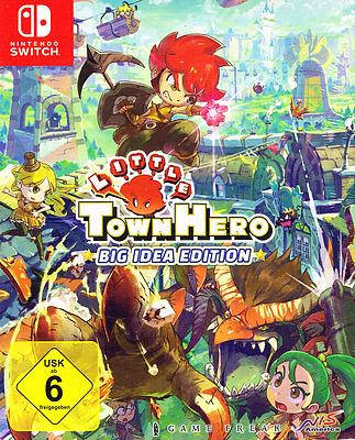 Einfach und sicher online bestellen: Little Town Hero Big Idea Edition in Österreich kaufen.