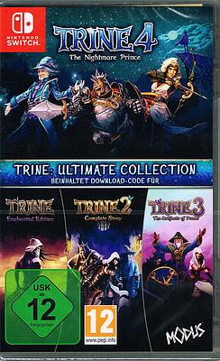 Einfach und sicher online bestellen: Trine 4 Ultimate Collection in Österreich kaufen.