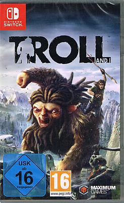 Einfach und sicher online bestellen: Troll and I in Österreich kaufen.