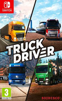 Einfach und sicher online bestellen: Truck Driver in Österreich kaufen.