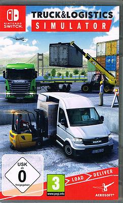 Einfach und sicher online bestellen: Truck & Logistic Simulator in Österreich kaufen.