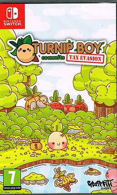 Einfach und sicher online bestellen: Turnip Boy Commits Tax Evasion (PEGI) in Österreich kaufen.