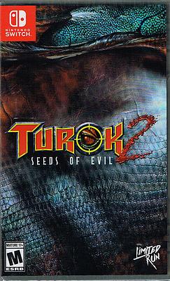 Einfach und sicher online bestellen: Turok 2 Seeds of Evil (US-Import) in Österreich kaufen.