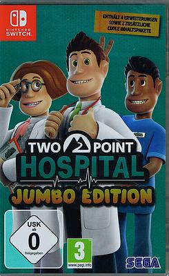 Einfach und sicher online bestellen: Two Point Hospital Jumbo Edition in Österreich kaufen.