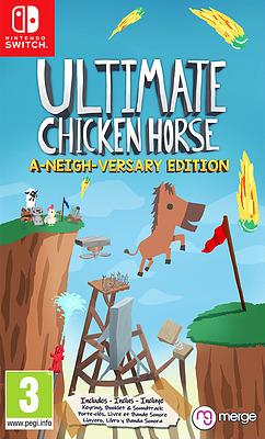 Einfach und sicher online bestellen: Ultimate Chicken Horse A-Neight-Versary Edition in Österreich kaufen.