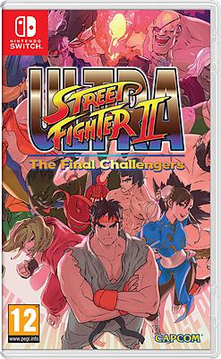 Einfach und sicher online bestellen: Ultra Street Fighter 2: The Final Challengers (AT) in Österreich kaufen.