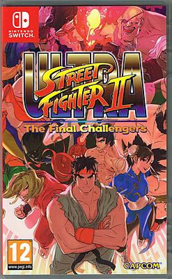 Einfach und sicher online bestellen: Ultra Street Fighter 2: The Final Challengers (EU) in Österreich kaufen.