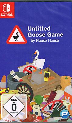 Einfach und sicher online bestellen: Untitled Goose Game in Österreich kaufen.