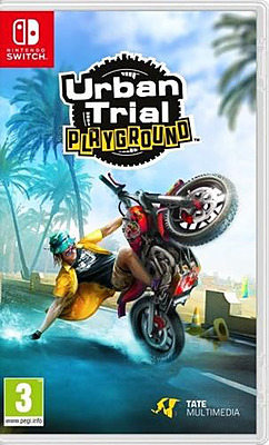 Einfach und sicher online bestellen: Urban Trial Playground (AT-PEGI) in Österreich kaufen.