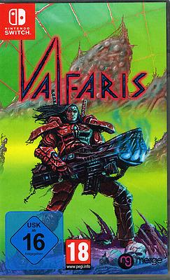 Einfach und sicher online bestellen: Valfaris in Österreich kaufen.