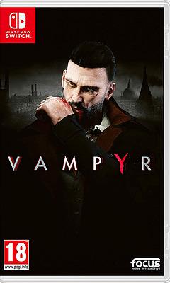 Einfach und sicher online bestellen: Vampyr (PEGI) in Österreich kaufen.