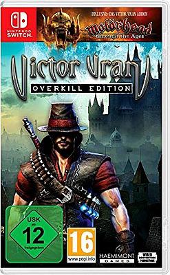 Einfach und sicher online bestellen: Victor Vran Overkill Edition in Österreich kaufen.