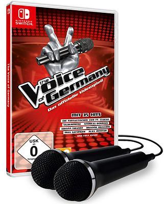 Einfach und sicher online bestellen: Voice of Germany + 2 Mics in Österreich kaufen.
