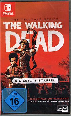Einfach und sicher online bestellen: The Walking Dead Final Season in Österreich kaufen.
