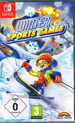 Einfach und sicher online bestellen: Winter Sports Games in Österreich kaufen.