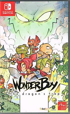 Einfach und sicher online bestellen: Wonderboy Dragons Trap (US-Import) in Österreich kaufen.