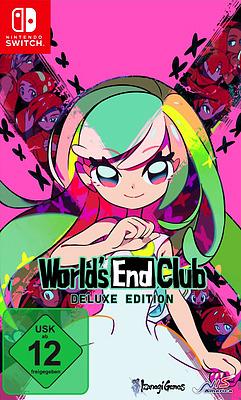 Einfach und sicher online bestellen: World's End Club Deluxe Edition in Österreich kaufen.