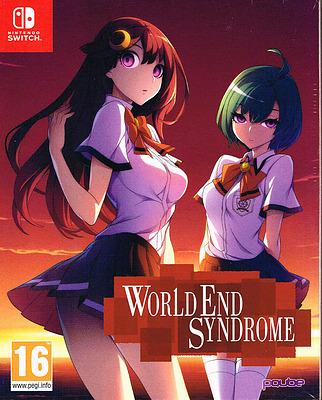 Einfach und sicher online bestellen: World End Syndrome Day One Edition (AT-PEGI) in Österreich kaufen.
