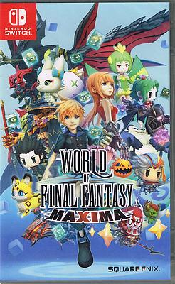 Einfach und sicher online bestellen: World of Final Fantasy Maxima (EU-Import) in Österreich kaufen.