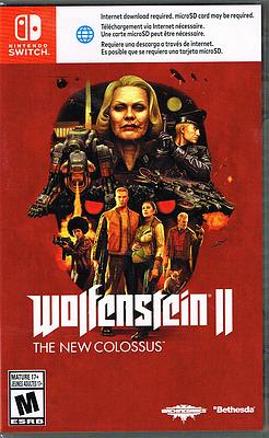 Einfach und sicher online bestellen: Wolfenstein II: The New Colossus (US-Import) in Österreich kaufen.
