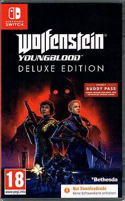 Einfach und sicher online bestellen: Wolfenstein: Youngblood Deluxe Edition in Österreich kaufen.