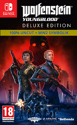 Einfach und sicher online bestellen: Wolfenstein: Youngblood Deluxe Edition (Englisch) in Österreich kaufen.