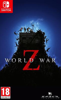 Einfach und sicher online bestellen: World War Z (AT-PEGI) in Österreich kaufen.