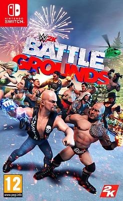 Einfach und sicher online bestellen: WWE Battlegrounds (AT-PEGI) in Österreich kaufen.