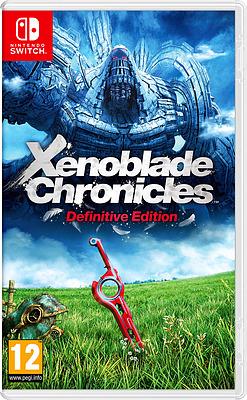 Einfach und sicher online bestellen: Xenoblade Chronicles Definitive Edition (AT-PEGI) in Österreich kaufen.