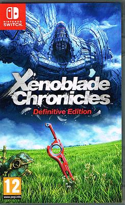 Einfach und sicher online bestellen: Xenoblade Chronicles Definitive Edition (PEGI) in Österreich kaufen.