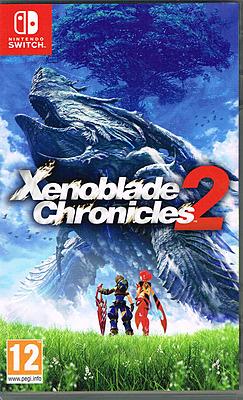 Einfach und sicher online bestellen: Xenoblade Chronicles 2 (AT-PEGI) in Österreich kaufen.