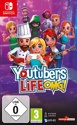 Einfach und sicher online bestellen: Youtubers Life in Österreich kaufen.