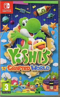 Einfach und sicher online bestellen: Yoshi's Crafted World (AT-PEGI) in Österreich kaufen.