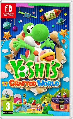 Einfach und sicher online bestellen: Yoshi's Crafted World (EU-Import) in Österreich kaufen.