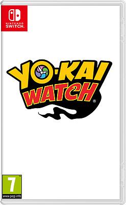 Einfach und sicher online bestellen: Yo-Kai Watch (AT-PEGI) in Österreich kaufen.