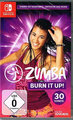 Einfach und sicher online bestellen: Zumba Burn it Up in Österreich kaufen.