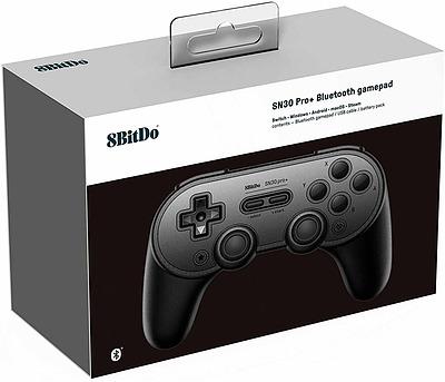 Einfach und sicher online bestellen: 8 Bitdo Sn30 Pro+ Bluetooth Gamepad Black Editin in Österreich kaufen.