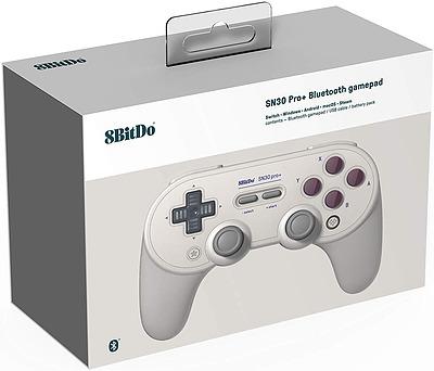 Einfach und sicher online bestellen: 8 Bitdo Sn30 Pro+ Bluetooth Gamepad G Classic in Österreich kaufen.