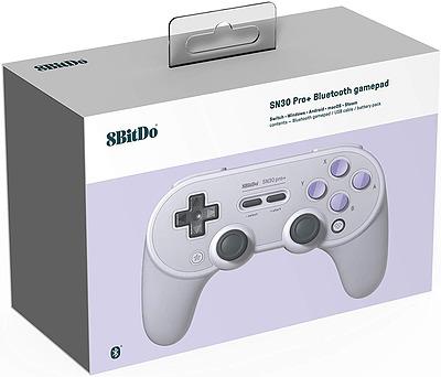 Einfach und sicher online bestellen: 8 Bitdo Sn30 Pro+ Bluetooth Gamepad SN Edition in Österreich kaufen.