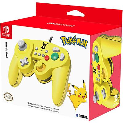 Einfach und sicher online bestellen: Nintendo Switch GameCube Controller Pikachu in Österreich kaufen.
