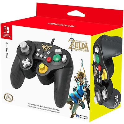 Einfach und sicher online bestellen: Nintendo Switch GameCube Controller Zelda in Österreich kaufen.