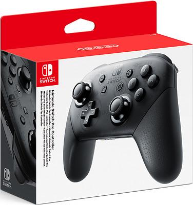 Einfach und sicher online bestellen: Nintendo Switch Pro Controller in Österreich kaufen.