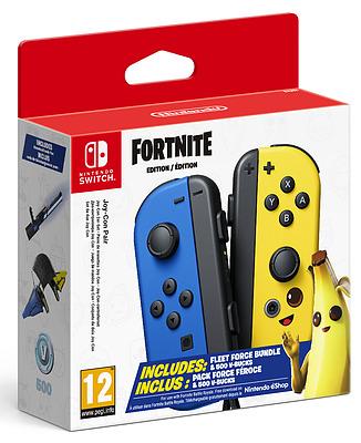 Einfach und sicher online bestellen: Nintendo Switch Joy-Con 2er-Set Fortnite in Österreich kaufen.