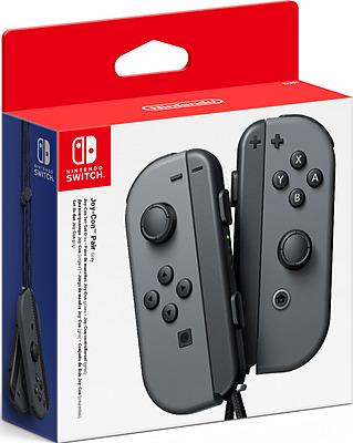 Einfach und sicher online bestellen: Nintendo Switch Joy-Con 2er-Set Grau in Österreich kaufen.