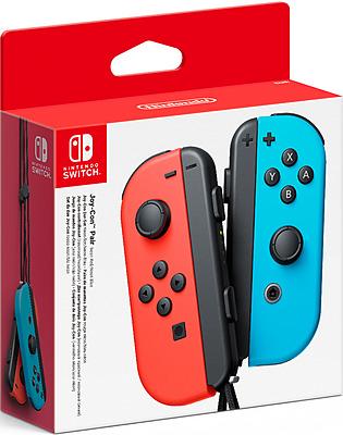 Einfach und sicher online bestellen: Nintendo Switch Joy-Con 2er-Set Neon-Rot/Neon-Blau in Österreich kaufen.