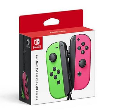 Einfach und sicher online bestellen: Nintendo Switch Joy-Con 2er-Set Neon-Grün & -Pink in Österreich kaufen.
