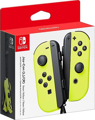 Einfach und sicher online bestellen: Nintendo Switch Joy-Con 2er-Set Neon-Gelb in Österreich kaufen.